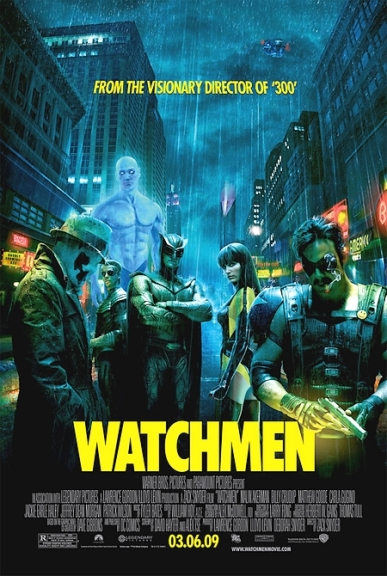 affiche off us watchmen