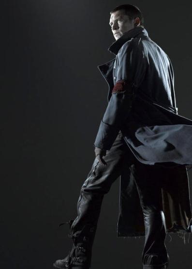 Terminator Salvation: The Future Begins-Special Shoot