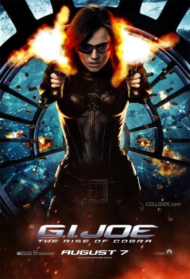 G.I. Joe The Rise of Cobra Baroness