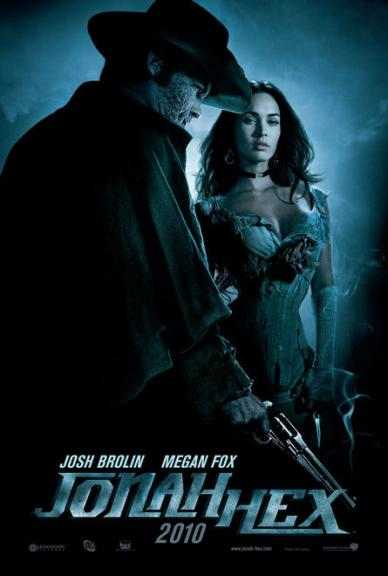 Jonah hex hd poster