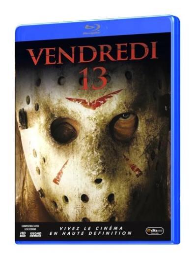 vendredi13 Blu-ray
